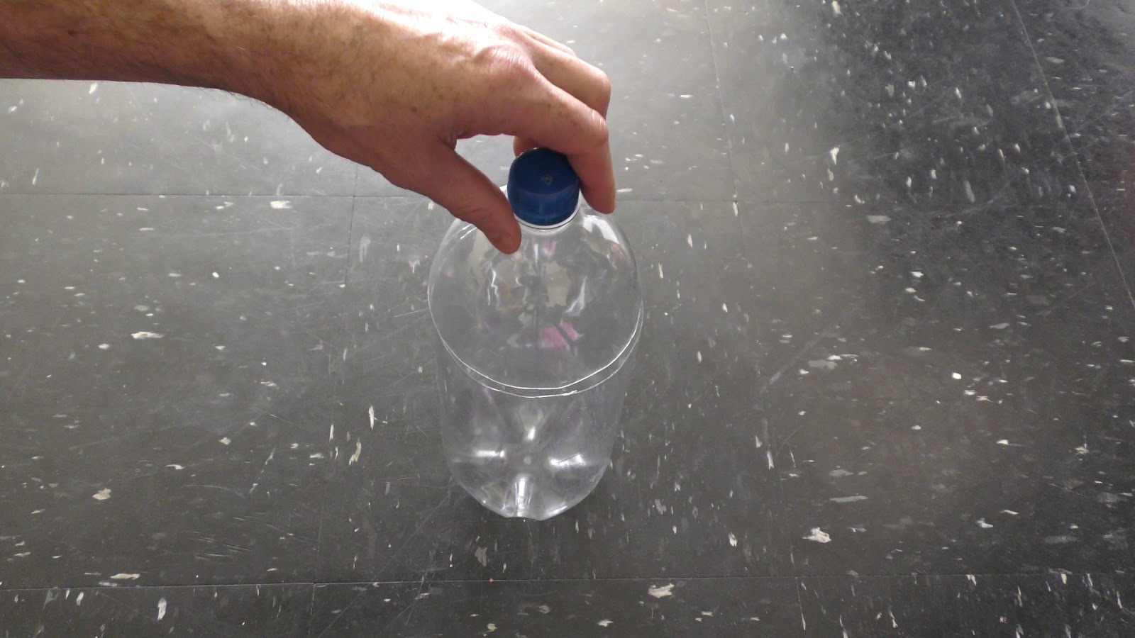 Random Bits: Plastic Bottle Aquarium DIY
