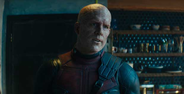 Ada Apa di Deadpool 2