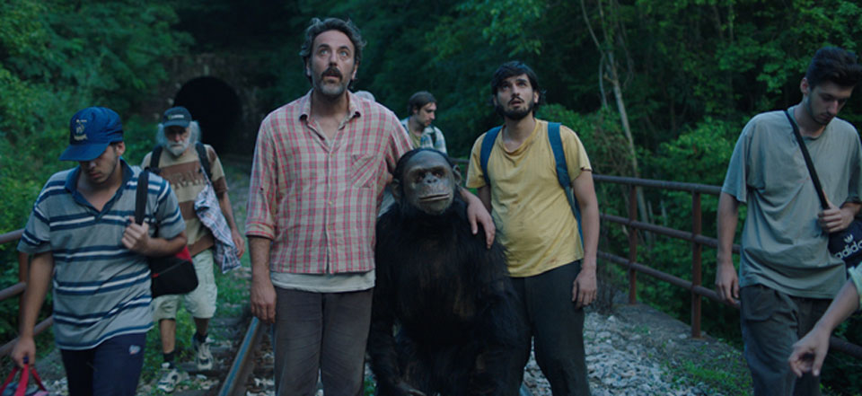 Year of the Monkey to make its world premiere at Moscow Film Festival