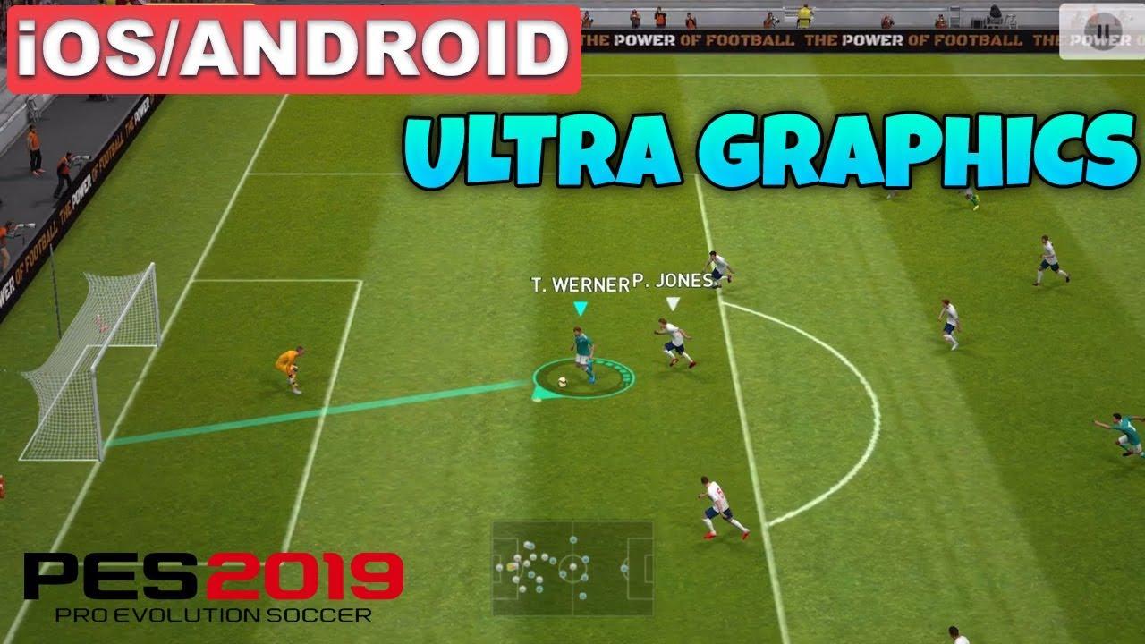 Pro Evolution Soccer 2019 Mobile Official Konami Android