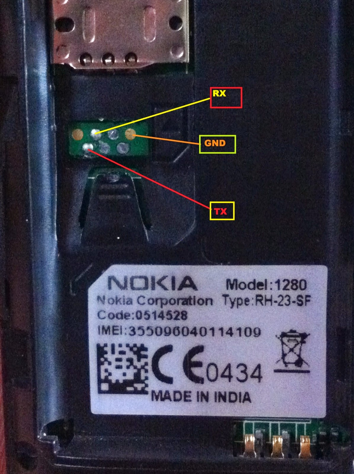 Pin Out Nokia 100 : nokia, PAPPU, MOBILE, TRAINING, CENTER