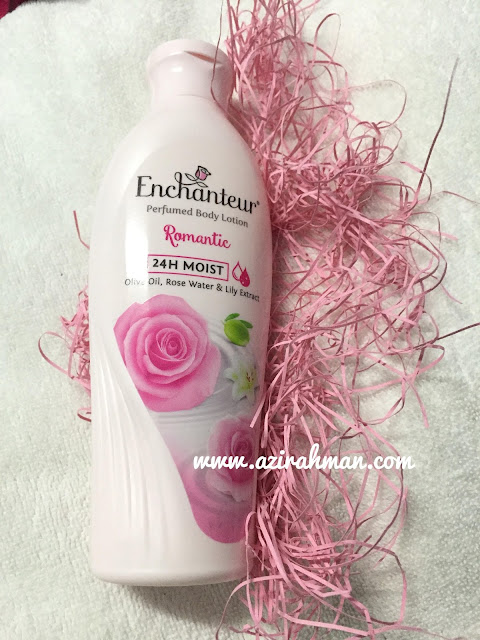 enchanteur 24h moist losyen, produk wangian enchanteur, enchanteur, losyen badan enchanteur, harga produk enchanteur