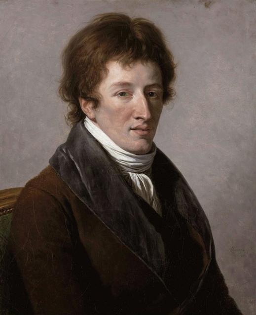 Il paleontologo francese Georges Cuvier