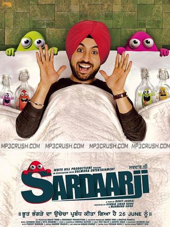 Sardaar Ji 2015 Punjabi 720p UNCUT HDRip 1.1Gb x264