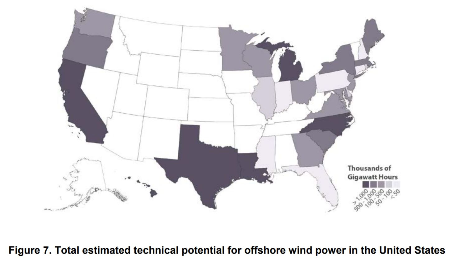 source http www nrel gov docs fy12osti 51946 pdf resources american geosciences institute advantages and disadvantages of offshore wind farms