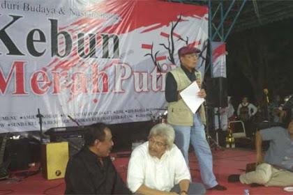 MS Kaban: Reklamasi Teluk Jakarta Harus Distop Total