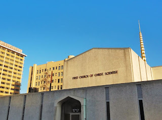 Church at 1717 Travis Street, Houston, Texas, Downtown 77002