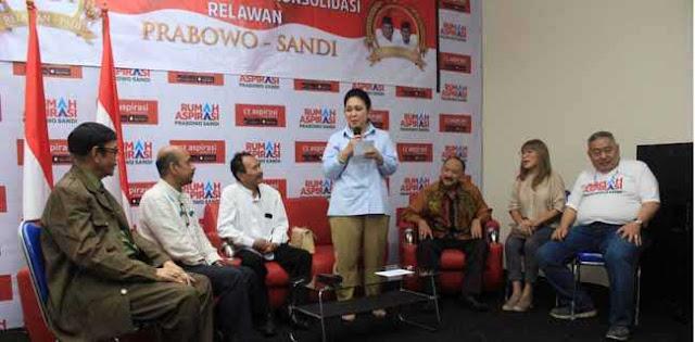 Titiek Yakin Indonesia Kembali Berjaya Saat Dipimpin Prabowo