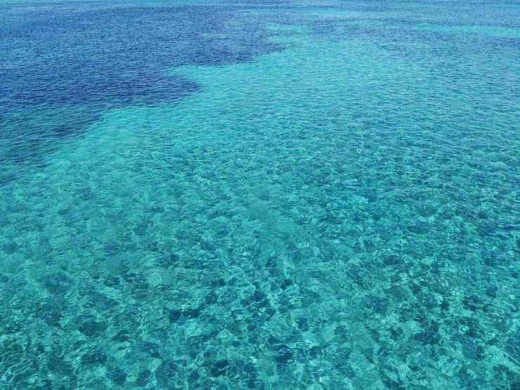 antiparos grèce mer bleue