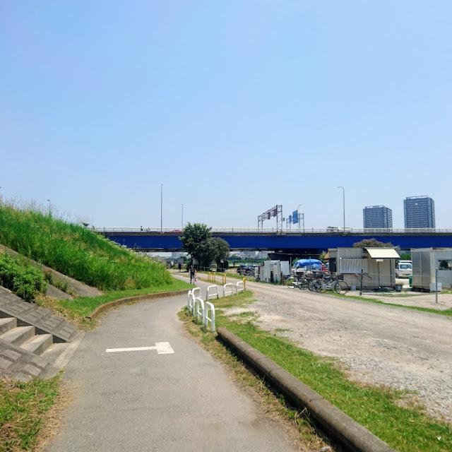 多摩川 第一京浜