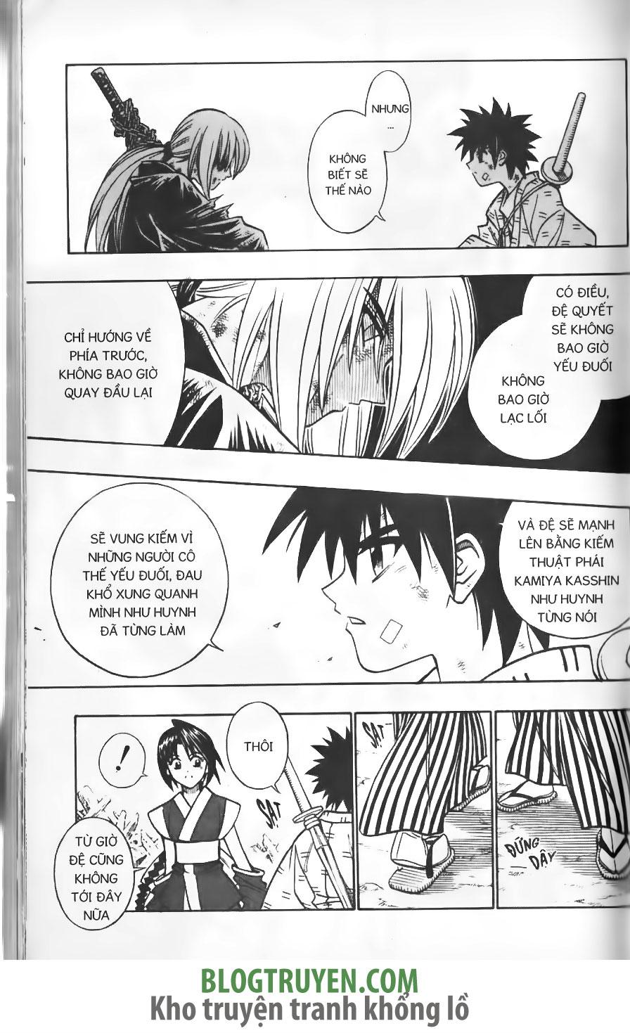 Rurouni Kenshin chap 210 trang 15