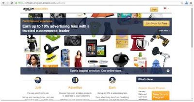 Amazon Affiliate Program - GainByBlog