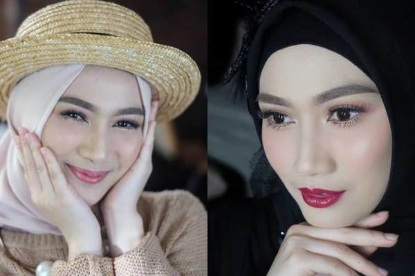 trend fashion artis indonesia 2019