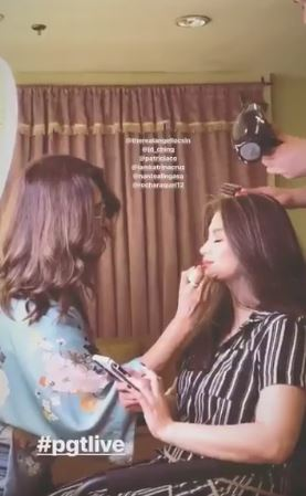 This Is How Angel Locsin Prepared For The First Live Show Of PGT-6