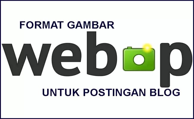 format gambar webp