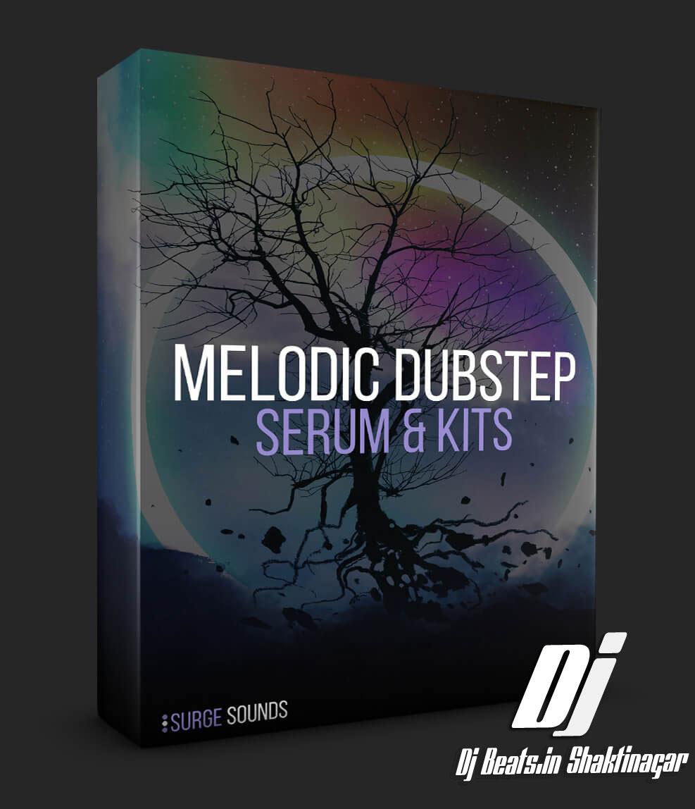 Dj Beats in : Surge Sounds - Melodic Dubstep (MIDI, WAV