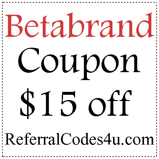 Betabrand Coupon Code 2016-2017, Betabrand Refer A Friend,  Betabrand Referral June, July, August, September