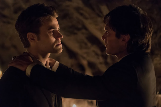 Review | The Vampire Diaries 8x16: I Was Feeling Epic (Series Finale)