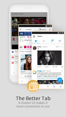 Download UC Browser Mini for Android Go Apk v11.1.0 Update Terbaru 2018