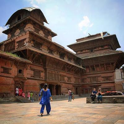 Palacio Real de Katmandú