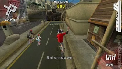 Download Game Dave Mirra BMX Challenge PPSSPP ISO Full Version High Compress Mod Texture