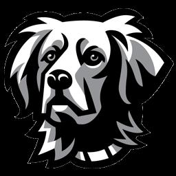 logo dream league soccer anjing
