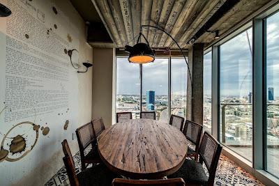 Interior de Oficinas de Google en Tel aviv