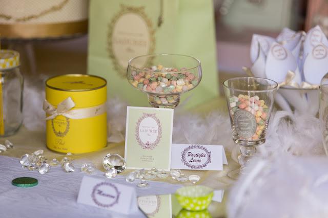 Caramelle Leone Sweet Table matrimonio