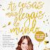 """#LITERATURA: Karol Pinheiro lança livro sobre """"As coisas mais legais do mundo"""""""