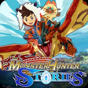 Monster Hunter Stories v1.0.0 Apk Mod+Data [Dinheiro Infinito]