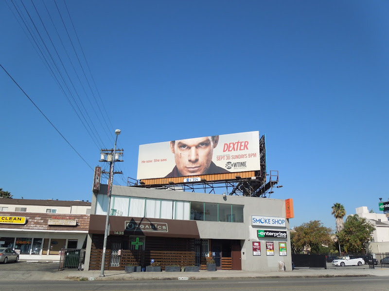 Dexter season 7 billboard