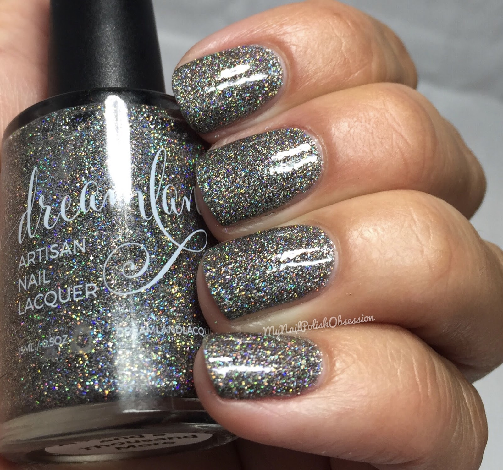 My Nail Polish Obsession: Dreamland Lacquer Outlander Collection