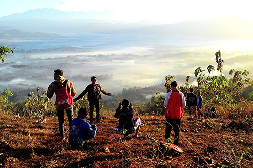 Bukit Mbanyon, Widoro - Gandusari, Trenggalek