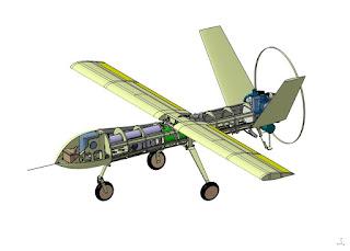 Vigia 2a, el nuevo MALE de la FAA  3