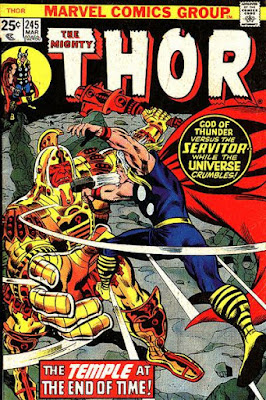 Thor #245, the Servitor
