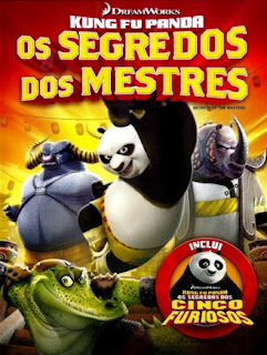 Kung Fu Panda: Os Segredos dos Mestres Dublado