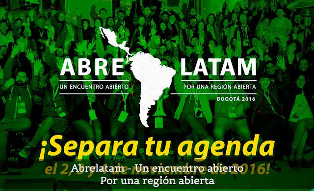 AbreLatam Colombia 2016