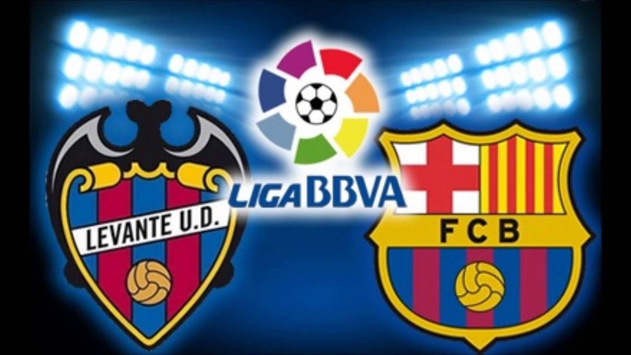 موعد مباراة برشلونة وليفانتي اليوم الأحد 2017-1-7 والقنوات الناقلة بالدور الـ18 في الليجا الإسبانية