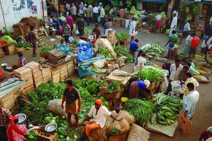 Nostalgic Kerala: Vegetable market | പച്ചക്കറി ചന്തKerala Vegetable Market