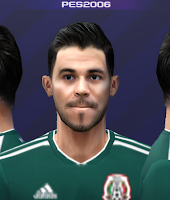 PES 6 Faces Henry Martin by Gabo CR Facemaker