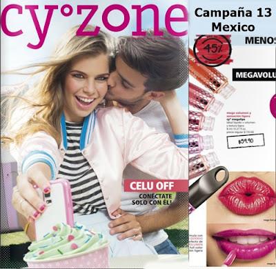 catalogo cyzone campaña 13 2016