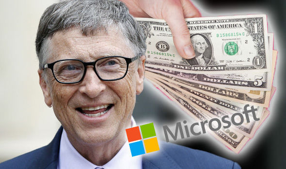 Strategi Bisnis Bill Gates