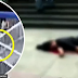 Wanita leka dengan telefon bimbit maut terjatuh dari tangga