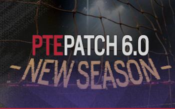 Pte Patch | V6.0 | Final Version | PES2017 | Released [31.07.2017]