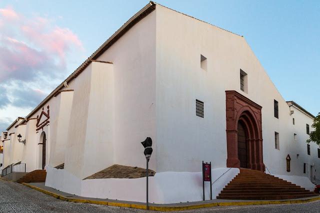 Iglesia de Santa Catalina, Aracena