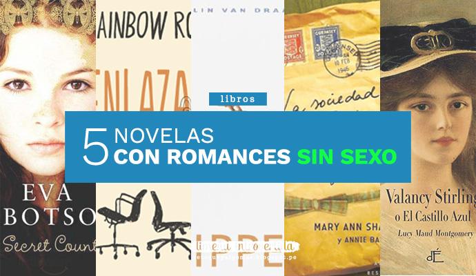 Top novelas con romances sin escenas de sexo explícito