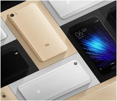 Xiaomi mi5 gia bao nhieu