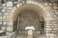Jerusalém fotos - Tumulo do Jardim (Jardim do Túmulo) Cidade Antiga de Jerusalém, Cidade Velha de Jerusalém