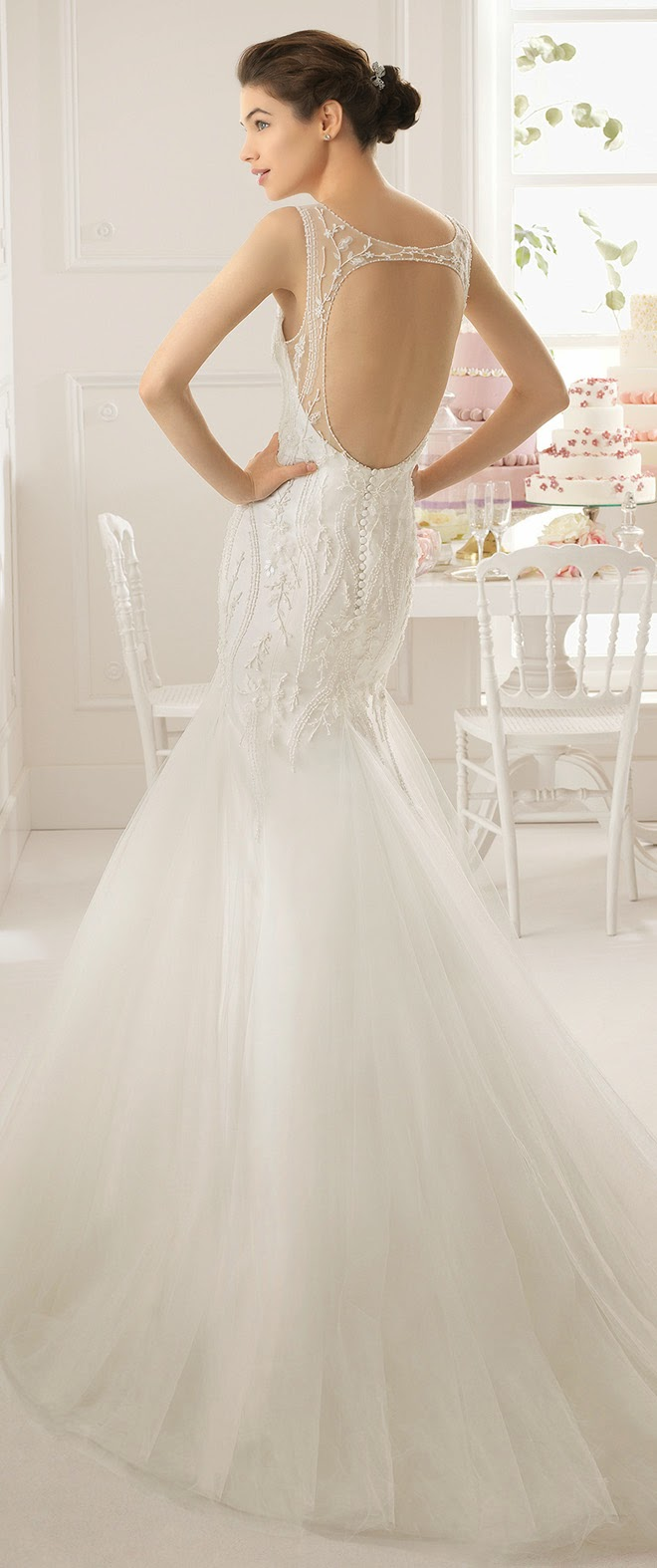Fifties Wedding Dresses 79 Cute Please contact Aire Barcelona