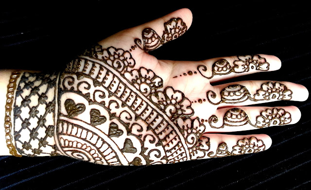 heart jmehndi designs